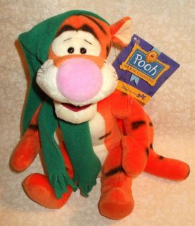 Gund 100 Acre Woods Collection Winnie Pooh Friend Plush Stocking Cap