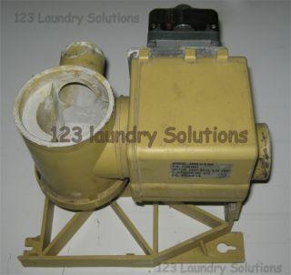 Wascomat Front Load Washer Drain Valve 115V 099807 1