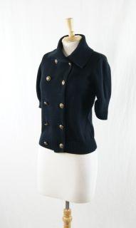 Lauren Ralph Lauren Black Turtleneck Sweater Size Petite M TP539SB