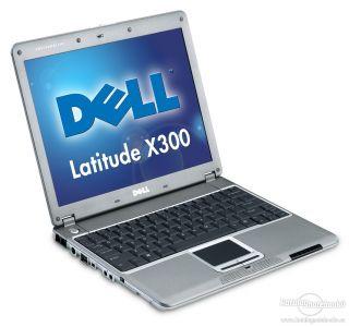 Dell Latitude X300 Centrino 1 4GHz 640MB 40GB HD 12 1 Laptops