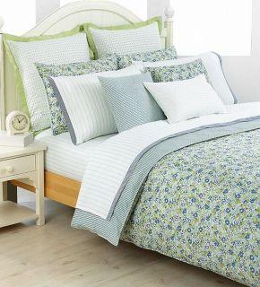 Tommy Hilfiger Laurel Hill White 14x20 Breakfast Decorative Pillow