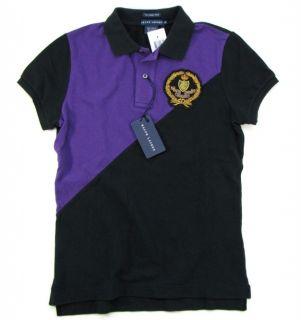 Ralph Lauren Womens Skinny Polo Shirt XS New $145