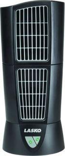 Portable Wind Tower Fan Desktop Mini Compact Personal Lasko Air Cooler
