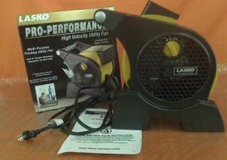 Lasko Pro Performance Blower Fan 4900