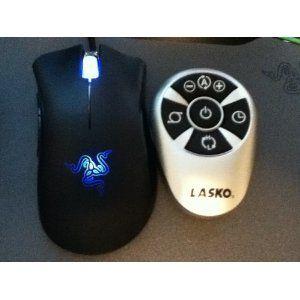 Lasko 751320 Ceramic Tower Heater with Remote Control
