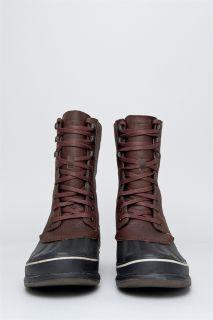 Sorel Kitchner Frost High Ankle Boot NM1739 213 Java