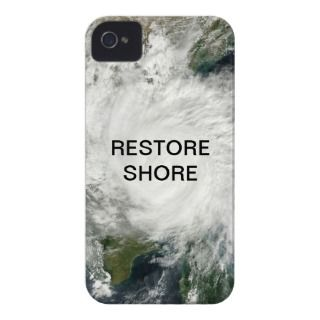 RESTORE THE SHORE IPOD CASE iPhone 4 Case Mate CASES