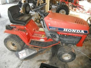 Honda 3813 Lawn Tractor Radiator