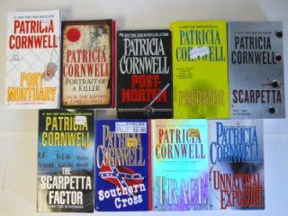 Lot of 24 Patricia Cornwell Suspense Paperback Books Dr Kay Scarpetta