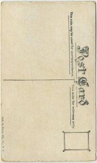 Florence Lawrence Film Star Vintage Circa 1913 Kraus Postcard Biograph