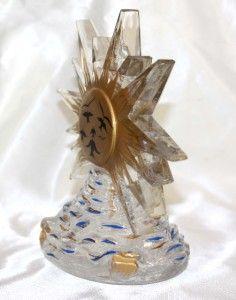 Perfume Bottle   Schiaparelli Le Roy Soliel ca. 1949   Salvador Dali