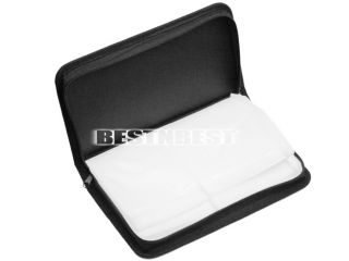 Disc CD DVD Wallet Holder Storage Case Cover Organizer Bag Box