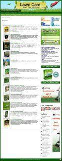 New Established Lawn Care Website for Sale Websites by SITEGAP