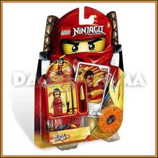 Lego Ninjago 2172 Spinner Red Ninja Girl Nya Spinjitzu Masters