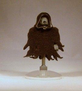 Lego Dementor Minifig   Harry Potter 4842 4867 Hogwarts Castle