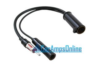 New Car Truck Stereo Antenna Adapter Aerial Plug for Aftermarket