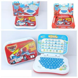 Kids Toys Study Game Intellectual Learning Song Mini PC Machine