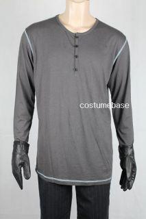 Dexter Kill Shirt Leather Gloves Halloween Costume T Shirt Party Fancy