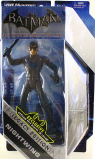 Batman Legacy Edition Wave 4 Arkham City Nightwing 7 Action Figure