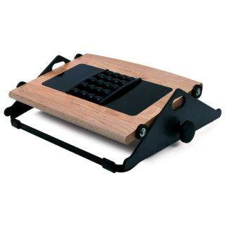 Humanscale Foot Machine with Massage Balls Dark Cherry FM300BDC