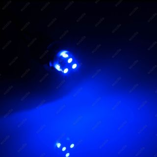 T10 Wedge Gauge Cluster Intrusmental Speedometer LED Light Bulb