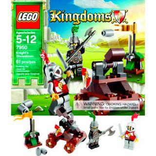 Lego Kingdoms Knights Showdown Set 7950
