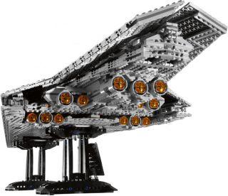 LEGO STAR WARS SUPER STAR DESTROYER (10221) BRAND NEW SEALED   SHIPS