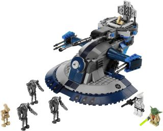 Lego Star Wars Set 8018 aat Armored Assult Tank