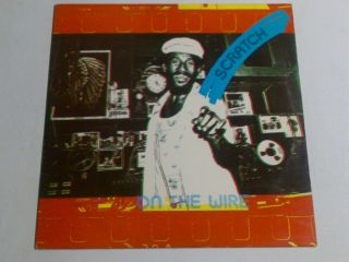 Lee Scratch Perry on The Wire Island Reggae LP