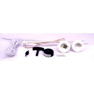 Legrand Wiremold CMK70 Flat Panel TV TV Cord and Cable Power Kit