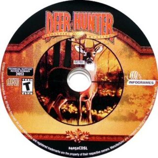 LOT 2 DEER & BIRD HUNTER 2003 PC Game Hunting for Windows Vista XP & 7