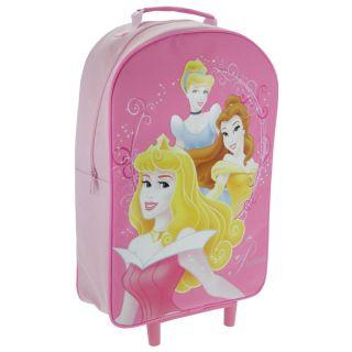 Disney Princess Trolley Bag New Official Luggage