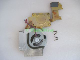 Lenovo 45N5493 45N5492 ThinkPad W500 CPU Discrete Video Heat Sink Fan