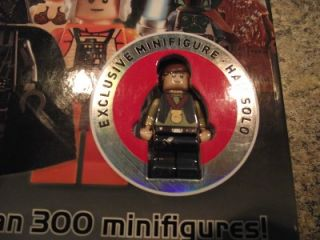 Lego Star Wars Character Encyclopedia Including Exclusive Han Solo