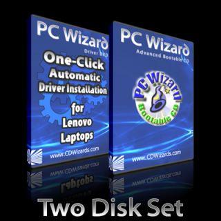 IBM Lenovo ThinkPad T42 Drivers Recovery DVD Rescue Repair Windows 7