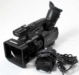 Panasonic AG DVX100B Digital Video Camera