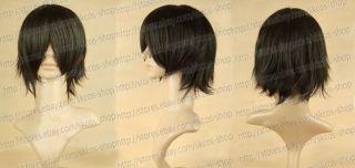 Code Geass Lelouch Cosplay Wig Costume 02