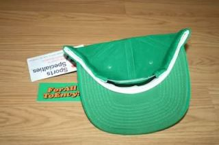 Boston Celtics Sports Specialties Script Snapback Hat Len Bias