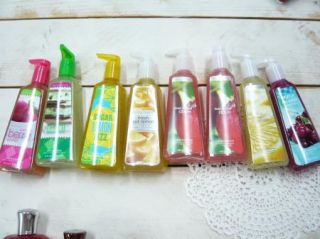 NEW BATH & BODY WORKS Assorted Hand Soap + Lotion + Shower Gel $62