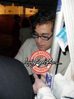 Sean Lennon Autographed Signed Guitar & Proof GAI John Lennon UACC RD