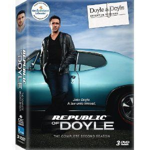 Republic of Doyle Complete Second Season 2 Two DVD New