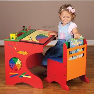 Levels of Discovery LOD20057 Kids Childrens Artist Activity Desk