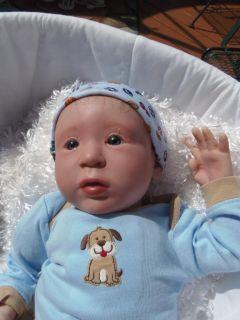 Newborn Reborn Baby Boy Meet Liam Pre Holiday Sale