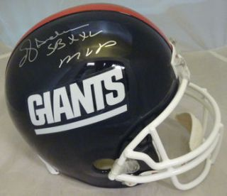 Ottis Anderson Autographed Signed New York Giants Full Size Helmet w