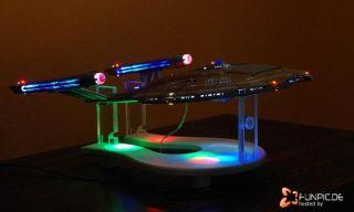 Lighting Kit USS Enterprise NX 01 1 350 Polar Lights Pol 4201 Star
