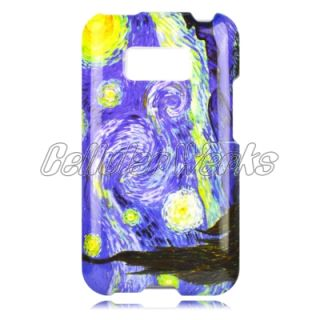 Cell Phone Case Cover for LG LS696 Opimus Elie M+ MeroPCS Sprin