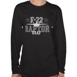 22 Raptor USAF T Shirt
