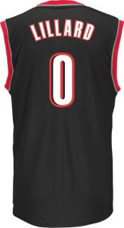 Damian Lillard Adidas Revolution 30 NBA Replica Portland Trail Blazers