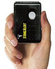 Strikealert Personal Pager Lightning Storm Detector