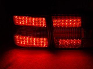 1995 1997 Lexus LS400 JDM R C R LED 4pcs Tail Light VIP